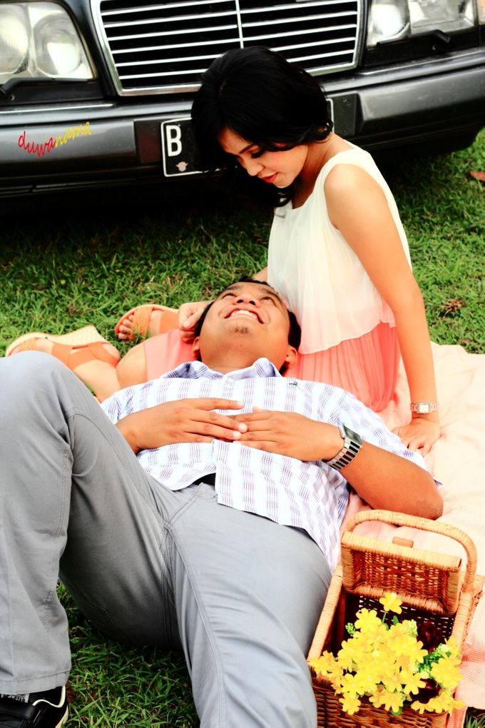 Prewedding : Posmalini & Beni by Duwanama Photoworks - 005