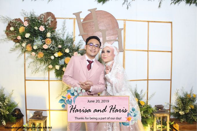 Haris & Harisa by Litbox Photobooth - 003