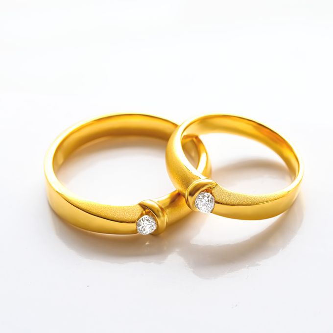 Wedding Ring - Simply Collection by ORORI - 036