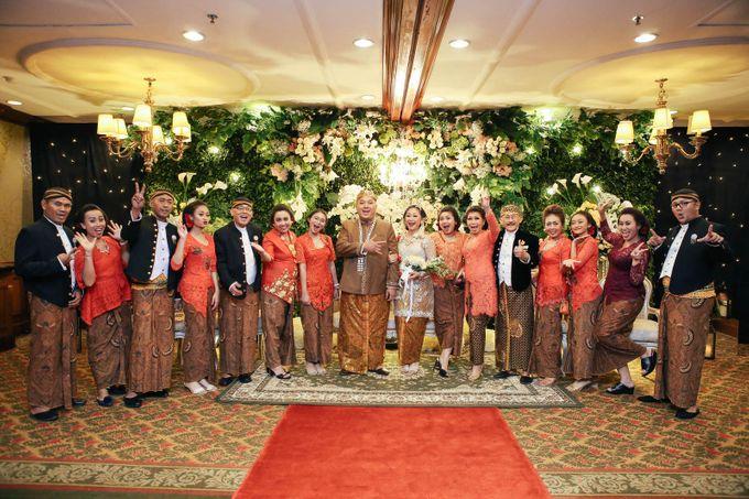 Traditional Wedding of Ami & Adi by MERCANTILE PENTHOUSE WEDDING - 003