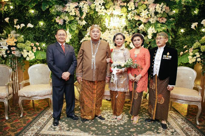 Traditional Wedding of Ami & Adi by MERCANTILE PENTHOUSE WEDDING - 004