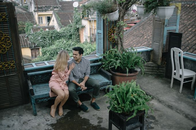 Pre-wedding  Kristin and Jonas in Hoi An by Ruxat Photography - 016