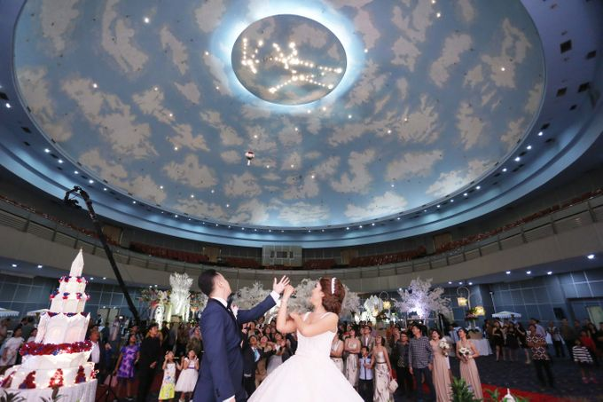 Rika & William Wedding - BRP SMESCO Convention by Imperial Photography - 001