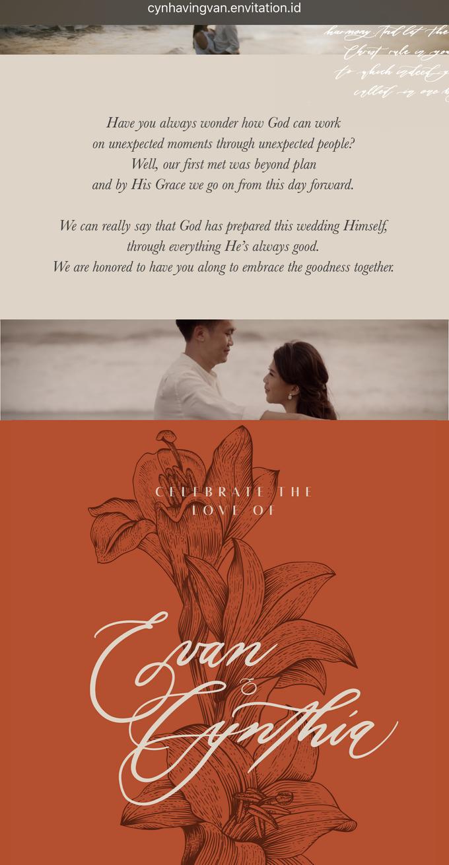 Evan & Cynthia by Envitation Planner - 002