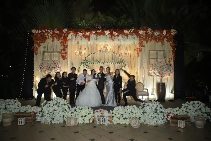 The wedding of Yoseph Kurniawan & Helen Ismaya by ID Organizer - 007