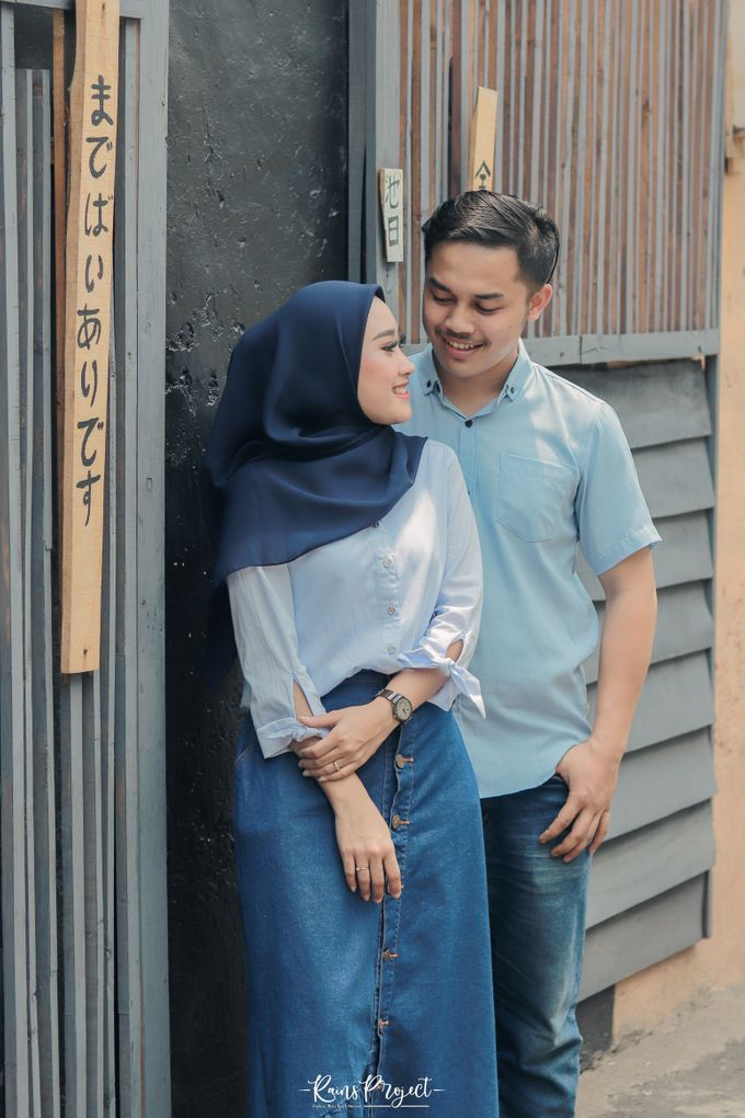The Story of Fadli & Ayu by Rains Project - 003