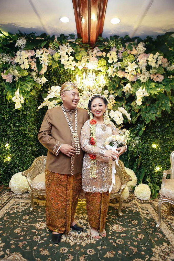 Traditional Wedding of Ami & Adi by MERCANTILE PENTHOUSE WEDDING - 005