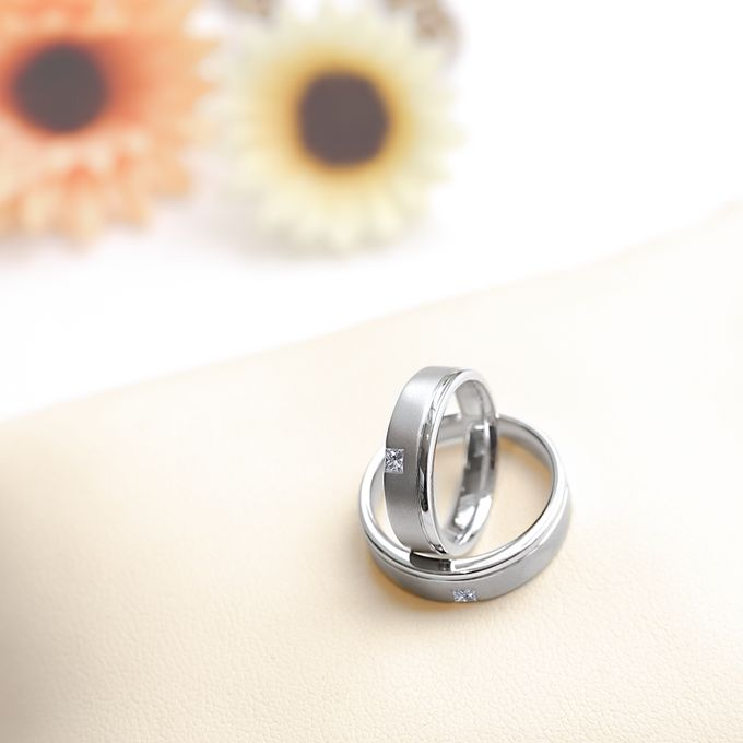 Wedding Ring - Simply Collection by ORORI - 037