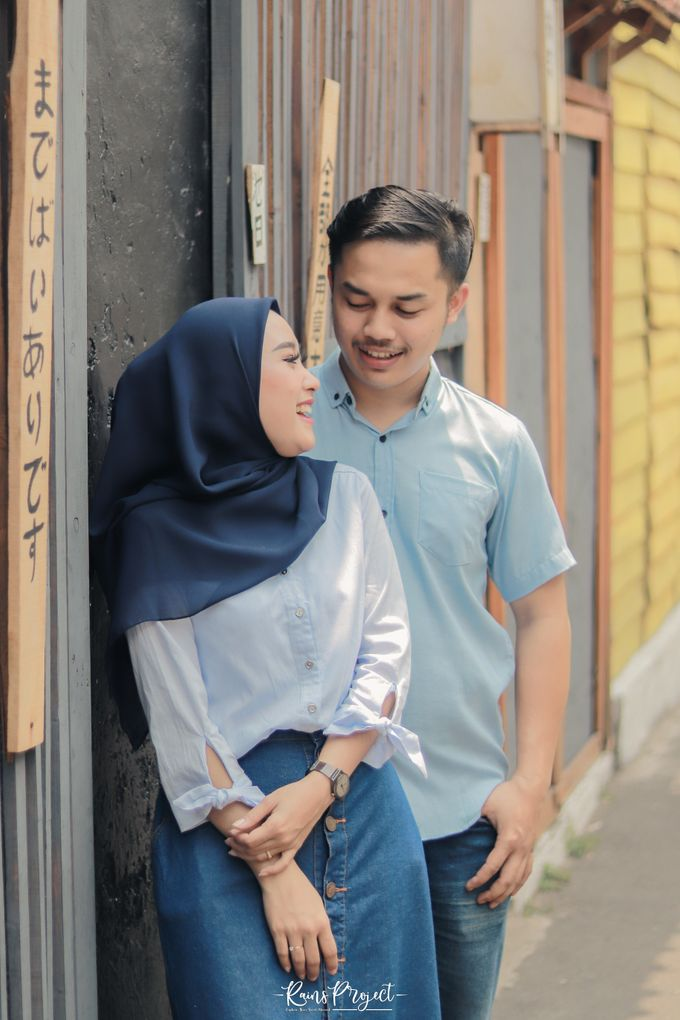 The Story of Fadli & Ayu by Rains Project - 004