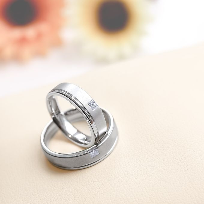 Wedding Ring - Simply Collection by ORORI - 038