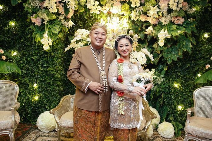 Traditional Wedding of Ami & Adi by MERCANTILE PENTHOUSE WEDDING - 006