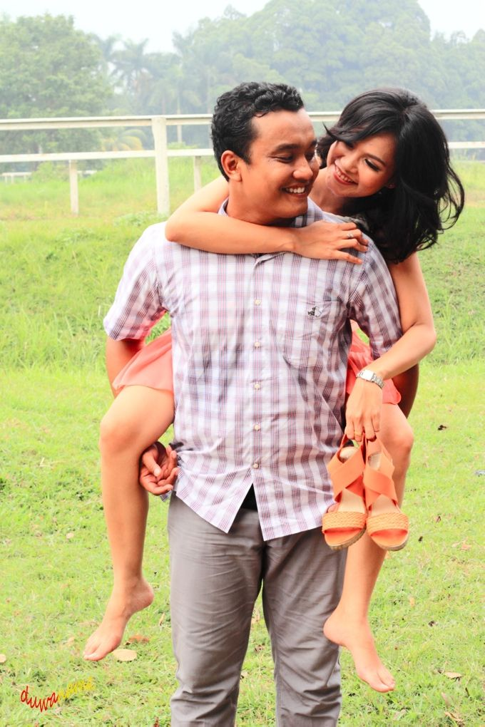 Prewedding : Posmalini & Beni by Duwanama Photoworks - 006
