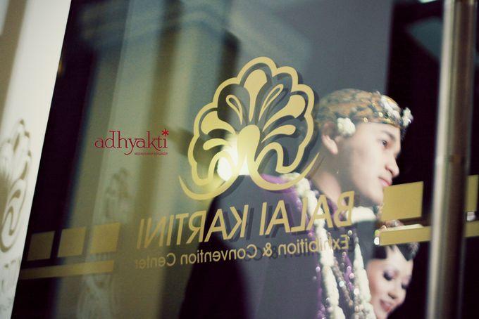 Tania & Adri Wedding by Adhyakti Wedding Planner & Organizer - 022
