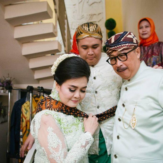 Mirna & Pras Wedding by Akuwedding - 015