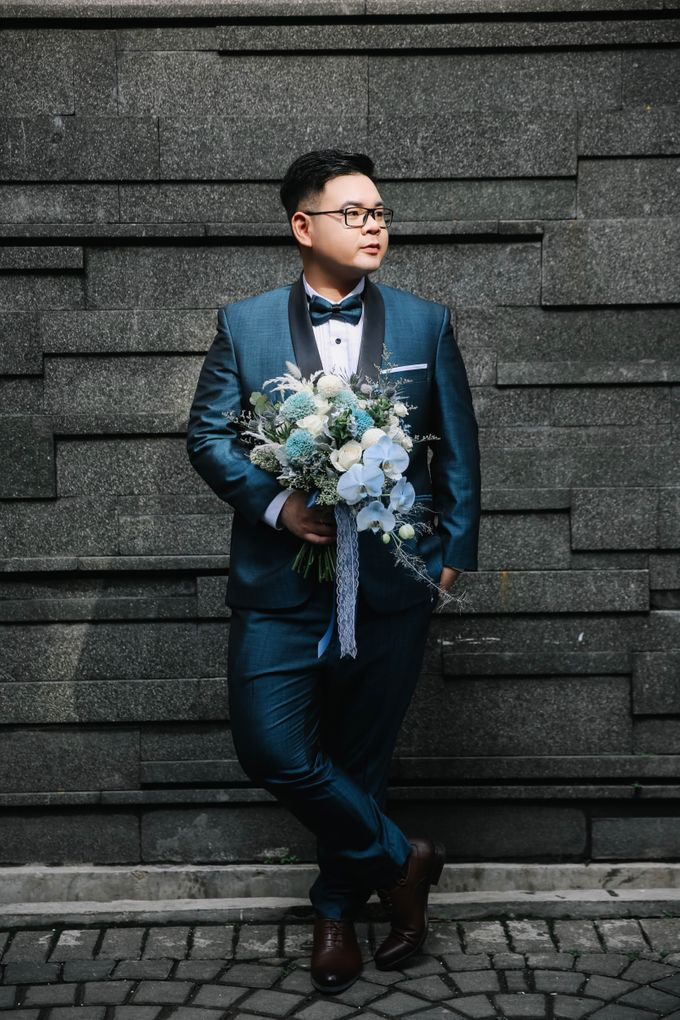 The Wedding Of Edwin & Raissa by delazta wedding coordinator - 035