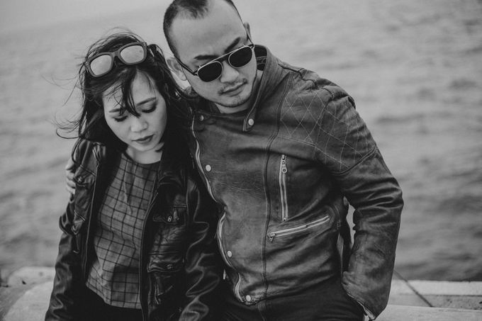 Pre-wedding  Son and My in Da Nang by Ruxat Photography - 001