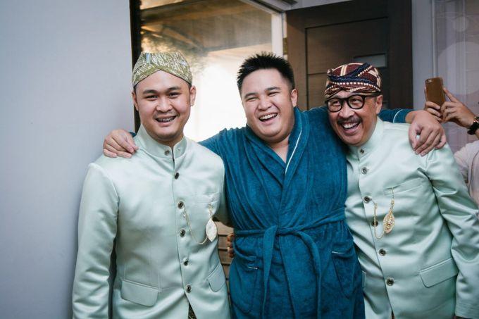 Mirna & Pras Wedding by Akuwedding - 011