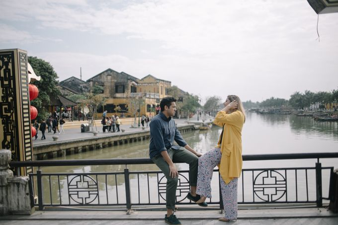 Pre-wedding  Kristin and Jonas in Hoi An by Ruxat Photography - 013