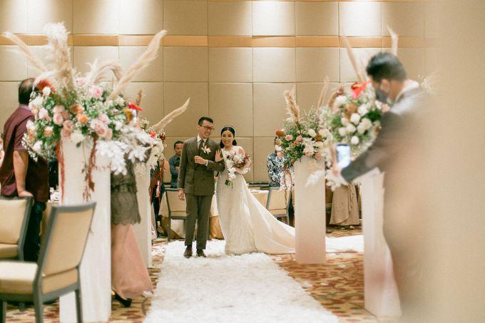 Grand Hyatt - Wedding of Clifford & Felicia by Toscana Music Entertainment - 002