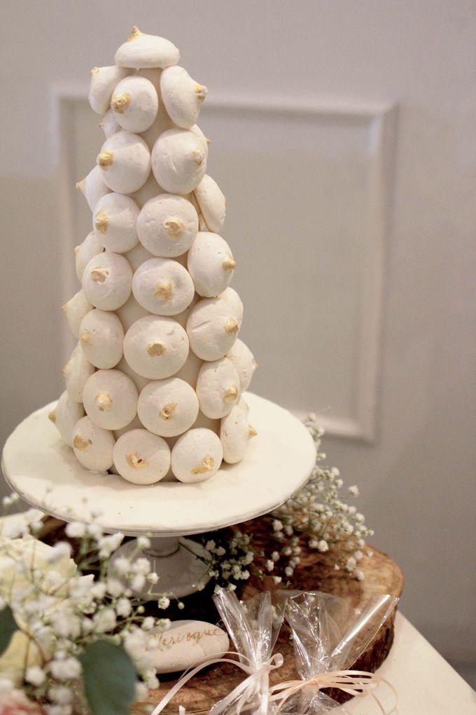 Romantic Dessert Table by Gordon Blue Cake - 004