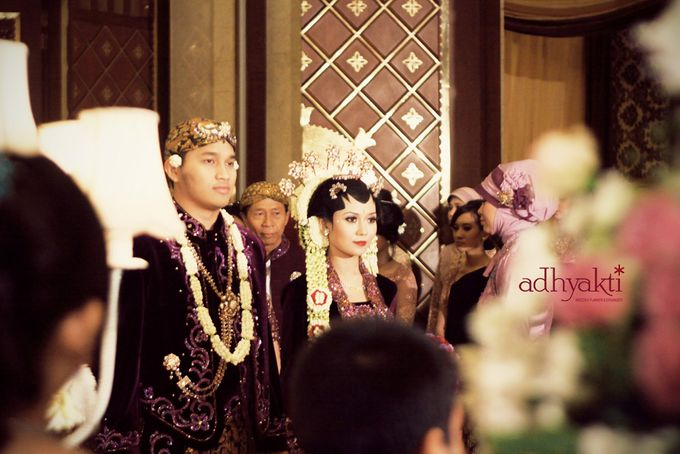 Tania & Adri Wedding by Adhyakti Wedding Planner & Organizer - 023