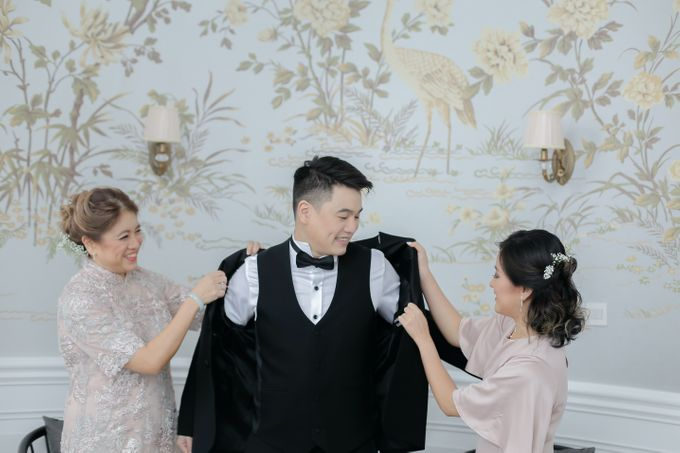The Wedding of  Julian & Pricillia by Cappio Photography - 014