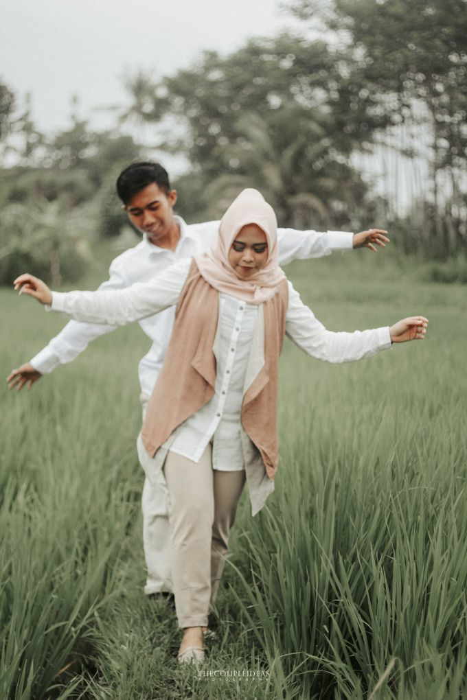 Prewedding of Nirma & Huda by Thecoupleideas Photo - 016