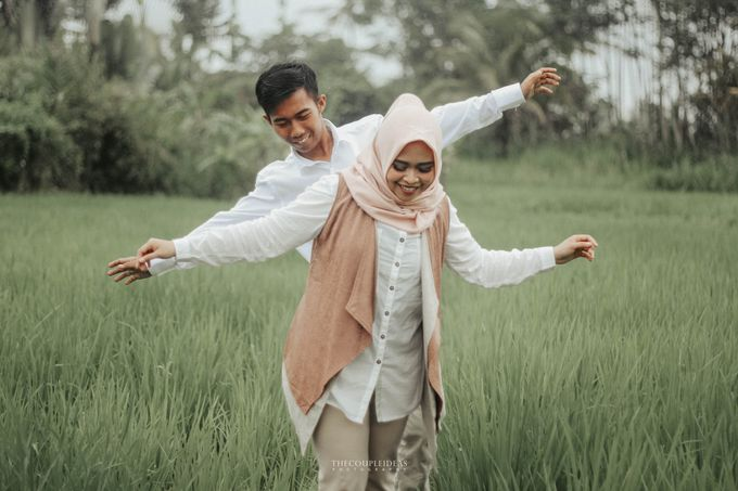 Prewedding of Nirma & Huda by Thecoupleideas Photo - 017