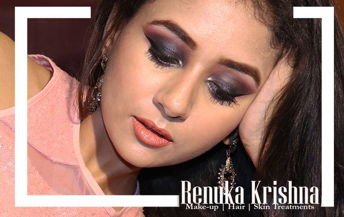 Makeup by Renuka Krishna - 030