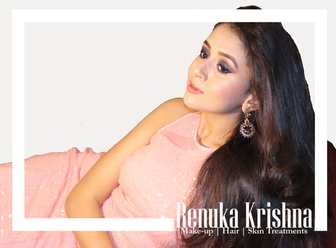 Makeup by Renuka Krishna - 031