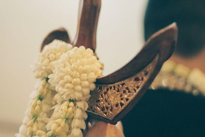 The Wedding of Nesha & Dito by Ahava by Bona Soetirto - 019