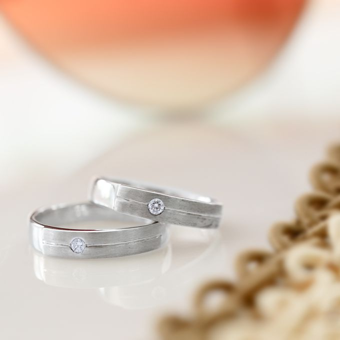 Wedding Ring - Simply Collection by ORORI - 041