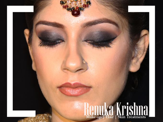Makeup by Renuka Krishna - 032