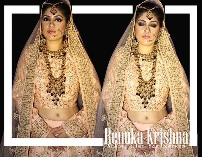 Makeup by Renuka Krishna - 033