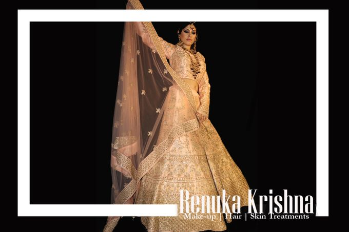 Makeup by Renuka Krishna - 034