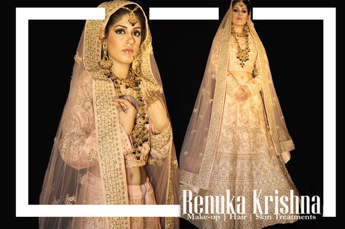 Makeup by Renuka Krishna - 035