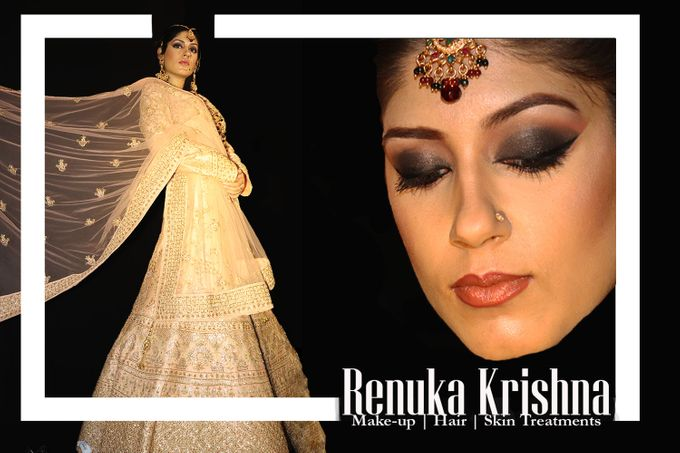 Makeup by Renuka Krishna - 036