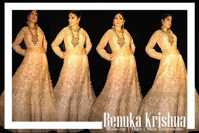 Makeup by Renuka Krishna - 037