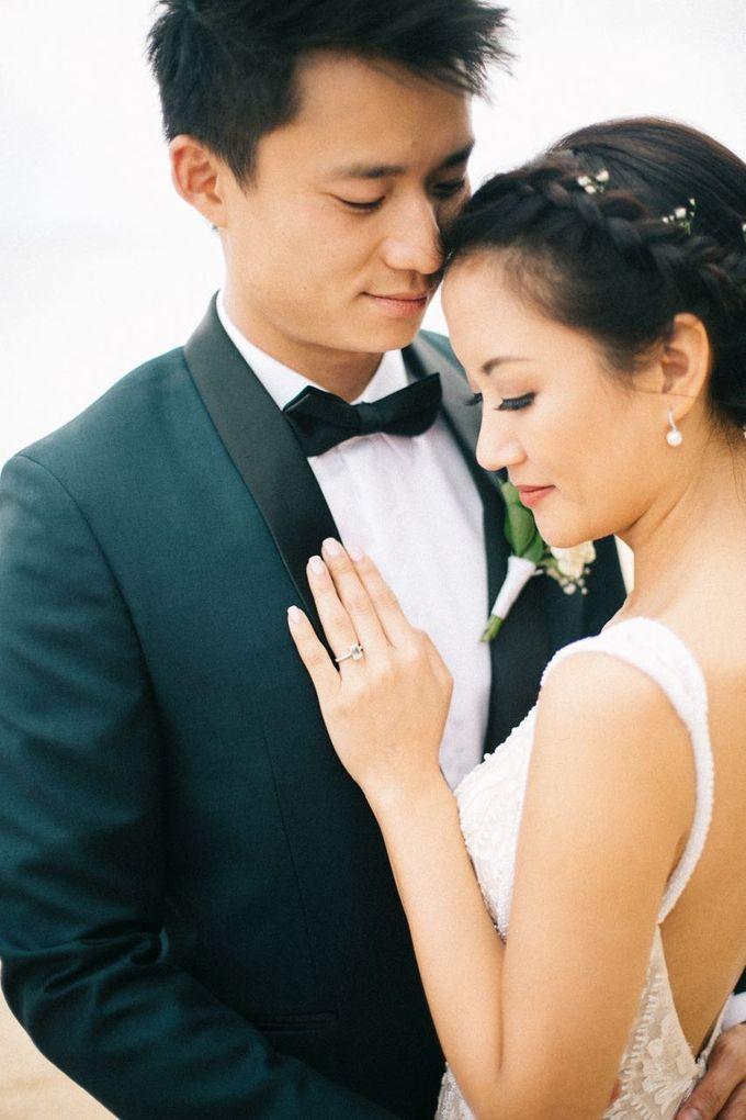 Char & Don Wedding by AMOR ETERNAL BALI WEDDING & EVENTS - 003