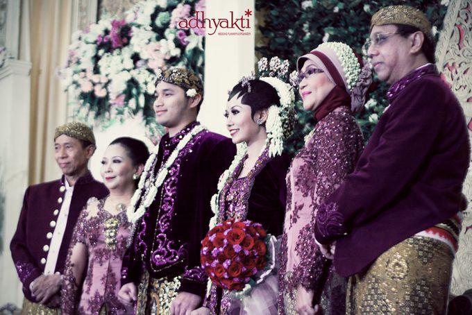Tania & Adri Wedding by Adhyakti Wedding Planner & Organizer - 024