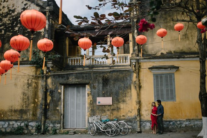 Pre-wedding  Kristin and Jonas in Hoi An by Ruxat Photography - 017