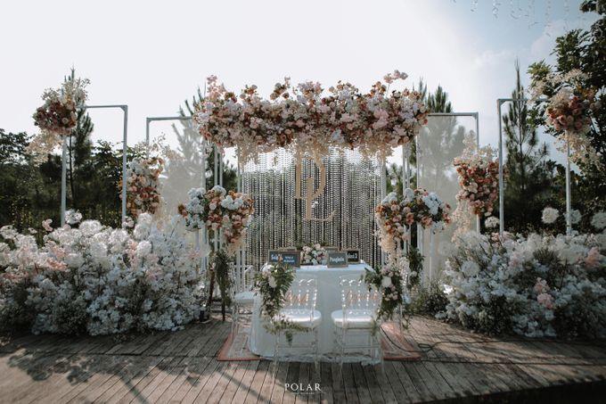 Dyah & Luthfi Wedding Decoration by Valentine Wedding Decoration - 042