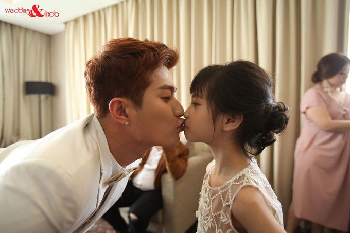 Add To Board Lee Jeong Hoon Moa Wedding Ceremony Part  By Weddingindo