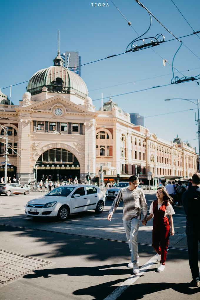 Henry & Milla Melbourne Prewedding by Dewi Tan Makeup - 041