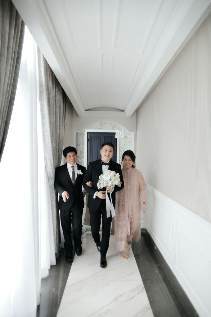 The Wedding of  Julian & Pricillia by Cappio Photography - 012