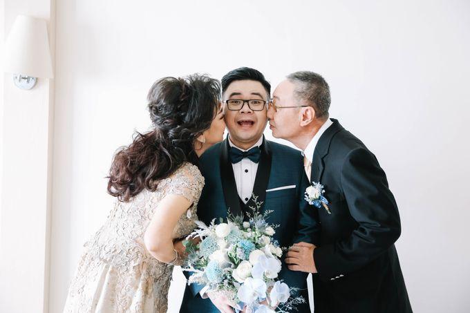 The Wedding Of Edwin & Raissa by delazta wedding coordinator - 028