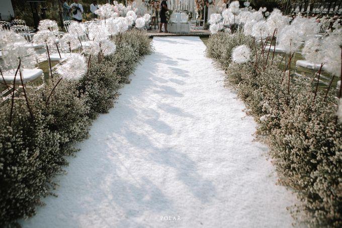 Dyah & Luthfi Wedding Decoration by Valentine Wedding Decoration - 043