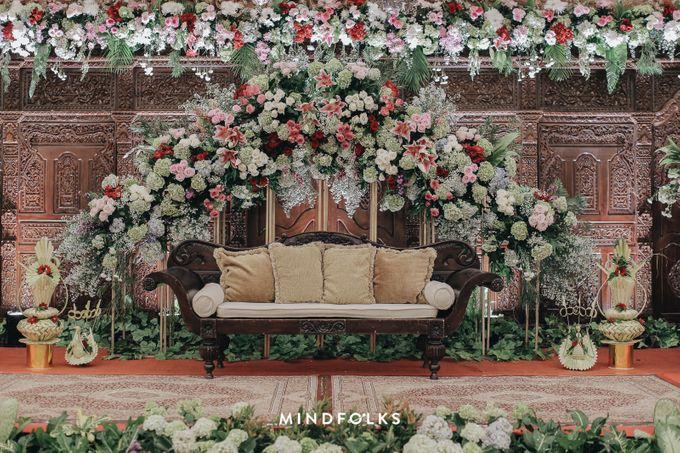 The Wedding of Danis & Monic by  Menara Mandiri by IKK Wedding (ex. Plaza Bapindo) - 003