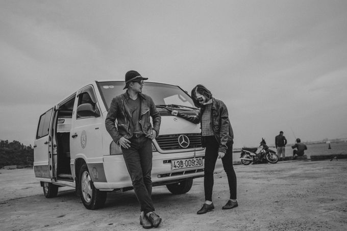 Pre-wedding  Son and My in Da Nang by Ruxat Photography - 013