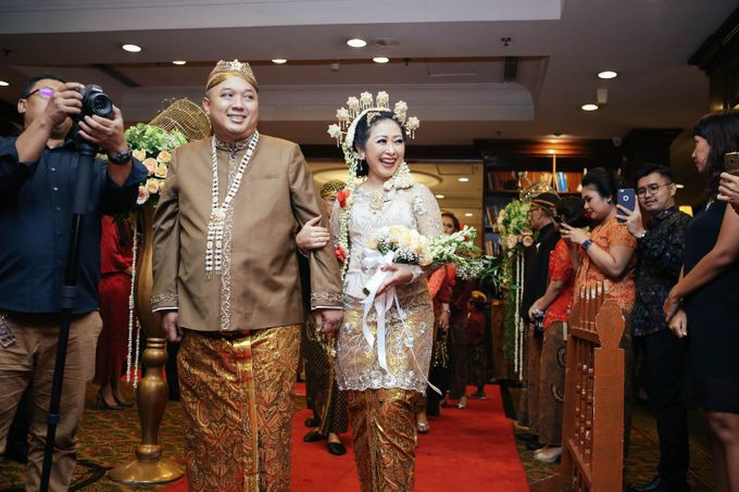 Traditional Wedding of Ami & Adi by MERCANTILE PENTHOUSE WEDDING - 013